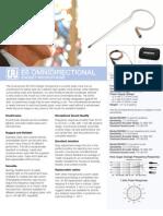 E6 Omnidirectional Datasheet