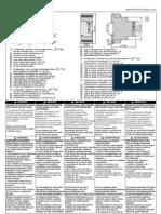 Control de Nivel de Agua RM35LM33 - Telemecanique