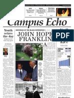 Campus Echo 04/08/09
