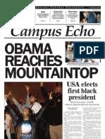 Campus Echo 11/05/08
