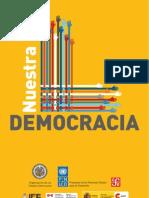 Libro Nuestra Democracia