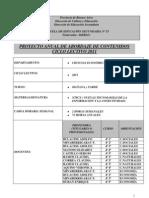 NUEVAS TECNOLOGIAS (NTICx) 4ª AÑO