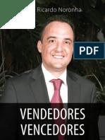 Livro Vendedores Vencedores - José Ricardo Noronha