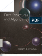 Data Structures & Algorithms in Java-AdamDrozdek