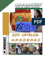 Catalog 2011 - Handbags, THREAD & HipVerde V
