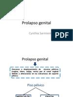 Prolapso Genital