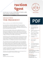 Construction Law Digest - Dec 2011