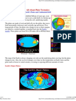 Plate Tectonics Introduction