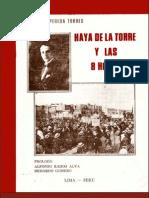 Haya de la Torre y las 8 horas | Rolando Pereda Torres