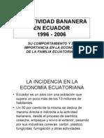 - Actividad Bananera Ecuador