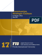 Panama Strategic Culture
