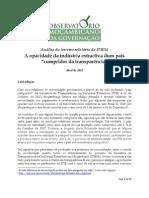 A Opacidade Da Industria Extractiva Dum Pais Cumpridor Da Transparencia_OMG_26 Abril 2013