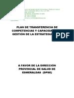 Plan de transferencia DOTS - DPSE1.doc