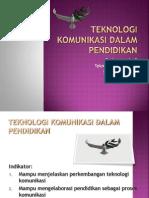 5teknologikomunikasidalampendidikan-