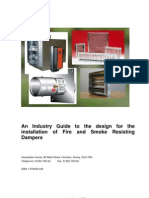 ASPE05_An Industry Guide to Design for Installation of Fire & Smoke Resisting Dampers (Grey Book)