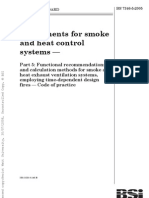 Components for Smoke and Heat Control Systems. Functional Recommendations and Calculation Methods for Smoke and Heat Exhaust