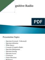 Cognitive Radio Networks2