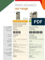Ir Advance Colour Range