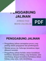 PENGGABUNG JALINAN