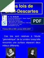 Ch2- Lois de Snell-Descartes 07