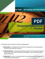 EC Presentation - Geospatial Teaching and Talks