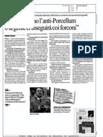 """""""I DEM LANCINO L'ANTI-PORCELLUM O LA GENTE CI INSEGUIRA' COI FORCONI"""""""