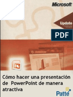 "Manual del participante ""PowerPoint"""