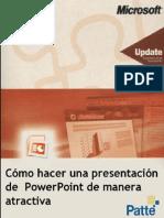 "Manual del participante ""PowerPoint"""