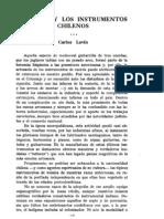 El Rabel y Los Instrumentos Chilenos