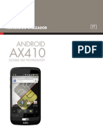 20121204130221 Manual Utilizador AX410 Android Dual Sim