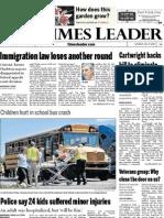 Times Leader 07-27-2013