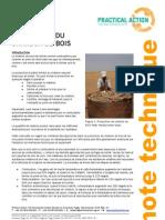 Charcoal Production - Production Du Charbon de Bois