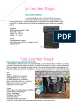 Black Leather Bag(Ppt)