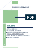 Basic Blueprint Reading 110