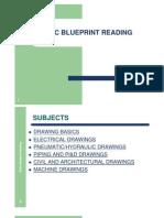 Basic Blueprint Reading 110