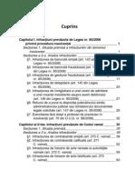 5983 Fp 2749 Beckshop Infractiuni Prevazute in Legi Speciale Curs Universitar Cuprins
