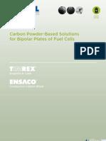 TIMCAL Brochure Fuel Cells