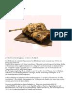 113700915 Deutsches Heer 1946 Panzerkampfwagen VIII Die Uberschweren Panzer Der Firmen Adler E 100 Porsche Maus Und Krupp Lowe