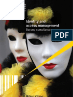 Identity and Access Management Beyond Compliance AU1638