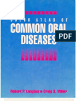Color Atlas of Common Oral Diseases-0812112490