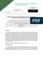 Hopfield Neural Network Based Selective Harmonic Elimination for H-bridge