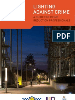 Lighting Against Crime