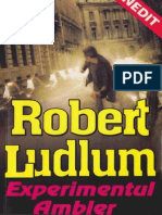 Robert Ludlum - Experimentul Ambler