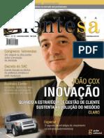 Revista Cliente SA edição 75 - setembro 08