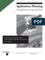 Agribusiness Planning