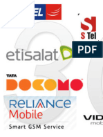 Indian Telecom Industry-A Competitive Analysis Indian telecom industry:- an insight view