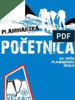 Početnica PDS Velebit