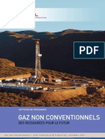 TOTAL Gaz Non Conventionnel