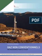 TOTAL Gaz Non Conventionnel