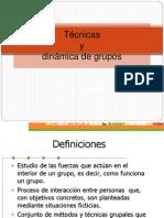 Bloque Ix Dinmicas de Grupo